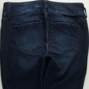 Torrid Skinny Ankle High Rise Waist Jeans 12 A252J